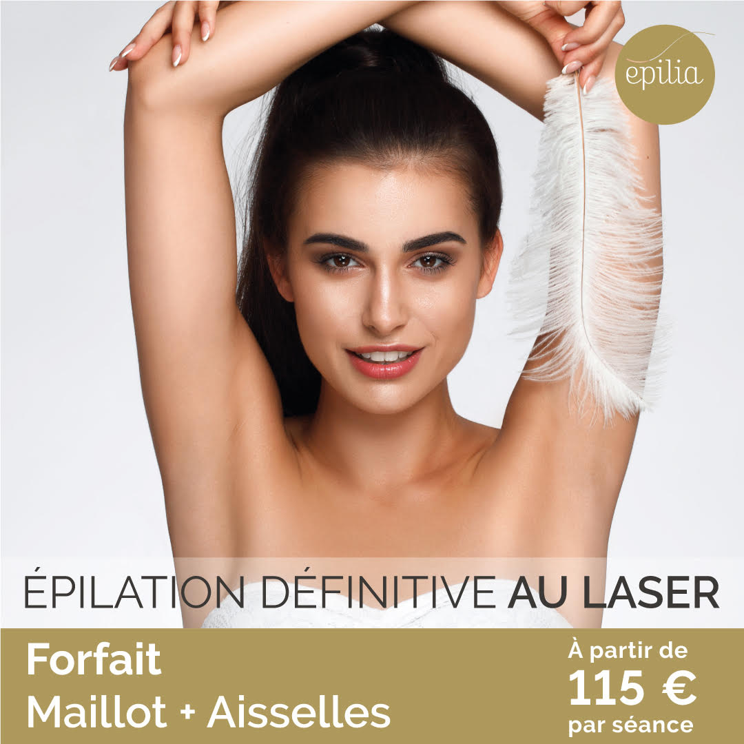 epilation laser definitive au laser médical a tournai